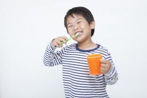 歯磨きのアドバイス